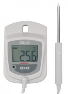 Temperaturfühler-Datenlogger-Set