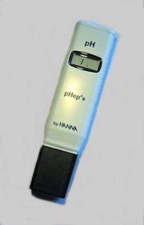 Taschenmessgerät für pH - Vorschau