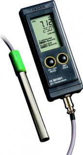Industrie pH-/°C Messgerät - Vorschau
