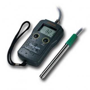 Wasserdichtes pH-Messgerät für die Galvanik