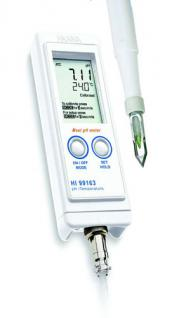 pH-Messgerät für die Fleischkontrolle
