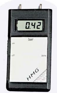 Manometer, Bereich 0...10 bar