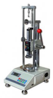 Federprüfsystem für Zug- und Drucktests - Vorschau