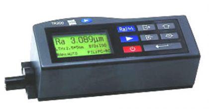 Rauheitsmessgerät mit grafischer Anzeige und RS-232