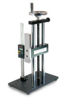 Kurbel-Prüfstand bis 500 N mit Längenmesseinheit - Vorschau