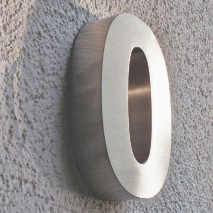 Dammer 3D Edelstahl Hausnummer - Vorschau 2
