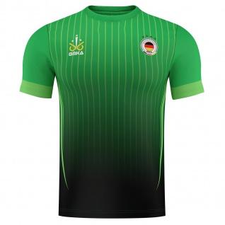 OMKA Trikot Teamsport Teamwear Fussballtrikot Fantrikot Deutschland, Grün