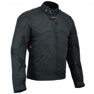 BULLDT 2-teiler Motorradkombi Cordura Textilien Motorradjacke + Motorradhose - Vorschau 3