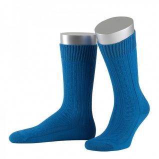 Damen Trachtensocken Trachtenstrümpfe Zopf Socken Kurz