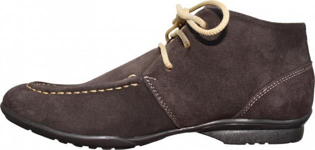 German Wear, Desert Boots Lederschuhe Stiefeletten aus Wildleder