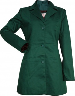 German Wear, Damen mantel Trenchcoat aus Baumwolle in der 6x Farben 4
