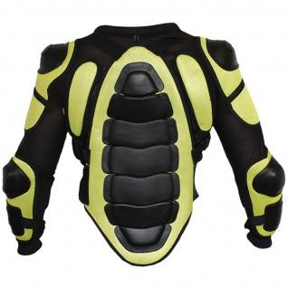 Protektorenjacke Motorrad Motocross Skatebording Protektoren Armour KörperPanzer - Vorschau 2