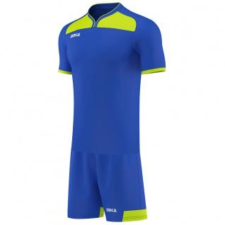 OMKA Herren Team Trikotset 2-teilig fußball set Fitness Team (Jersey + Shorts) - Vorschau 2