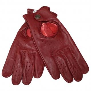 GermanWear Driving Autofahrer-Handschuhe Lederhandschuhe - Vorschau 2