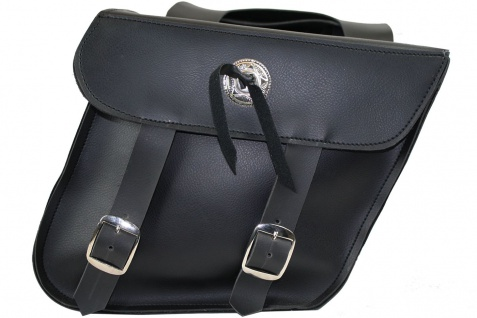 Motorrad Satteltasche saddlebag Motorradtasche Tasche aus Kunstleder