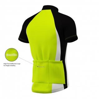 Trikot Radtrikot Fahrradtrikot Fahrrad Radler-Trikot Shirt - Vorschau 3