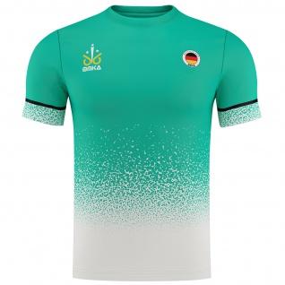 OMKA Trikot Teamsport Teamwear Fussballtrikot Fantrikot , Kellygrün