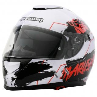 Marushin 889 Comfort Warrior Motorrad Helm Integralhelm sportliche Tourenfahre - Vorschau 5