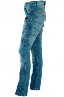 BULLDT Damen Motorradjeans Motorradhose Denim Jeans Hose mit Protektoren - Vorschau 5