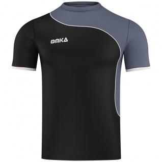 OMKA Trikot Teamwear Teamsport Fußballtrikot Uniformhemd Fantrikot - Vorschau 3