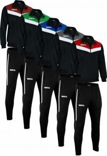 OMKA Trainingsanzug Sportanzug Jogginganzug Freizeitanzug in der 5x Farben