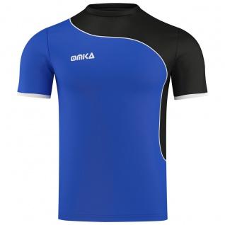 OMKA Fußballtrikot Teamwear Tshirt Uniformhemd Trikot