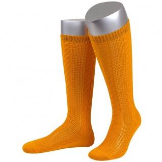 Damen Trachtensocken Trachtenstrümpfe Zopf Socken - Vorschau 5