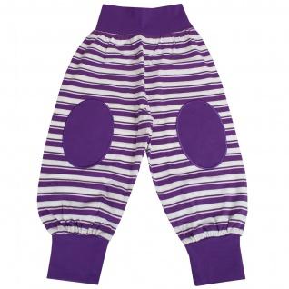 Pumphose Schlupfhose Babyhose elastischer Bund Handmade