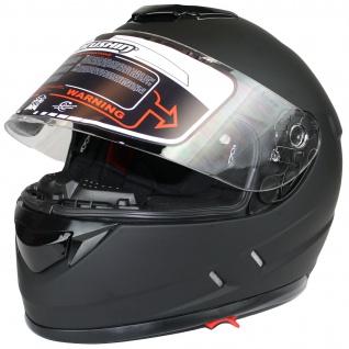 Marushin 889 Comfort Motorrad Helm Integralhelm Sonnenblende Tourenfahrer - Vorschau 1