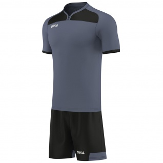 OMKA Herren Team Trikotset 2-teilig fußball set Fitness Team (Jersey + Shorts) - Vorschau 5
