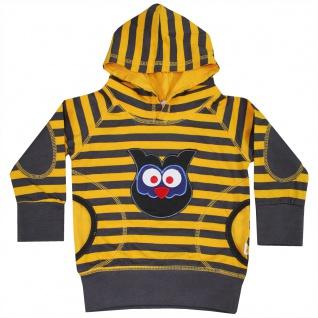 Pullover Hoodies Kapuzenpullover Tops Sweatshirt lange Ärmel Eule