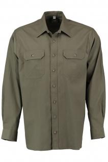 Jagdhemd hemd jäger Hemd Langarm Hemd - Vorschau 5