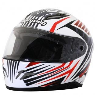Marushin RS3 Comfort Motorrad Helm Integralhelm Tourenfahrer Sportfahrer