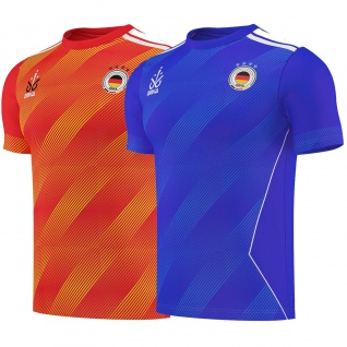 OMKA Trikot für Teamsport Teamwear Fussballtrikot Fantrikot
