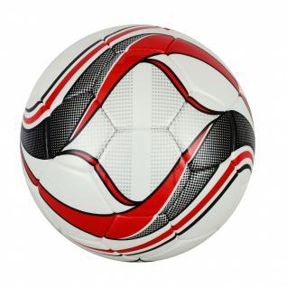 GermanWear Beamer Fußball Größe 5 PU 1, 5 mm Match Ball Turnierball - Vorschau 2