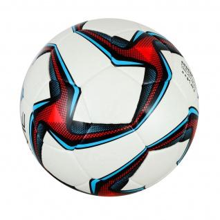 GermanWear Xtreme Fußball Größe 5 PU 1, 8mm Match Ball Turnierball - Vorschau 4