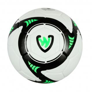 GermanWear Deft Fußball Größe 5 PU/PVC 1.3 mm Training Ball - Vorschau 3