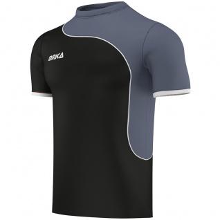 OMKA, Herren Team Trikotset 2-teilig fußball set Fitness Team (Jersey + Shorts) - Vorschau 3