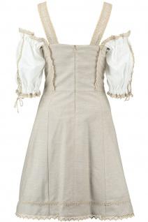 1-teiliges Midi-Dirndl Landhaus Kleid Dirndel - Vorschau 4