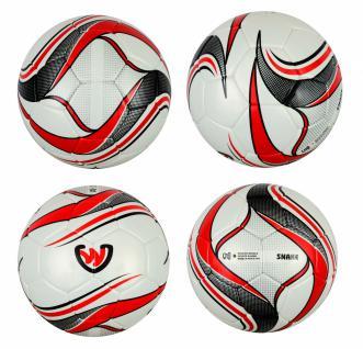 GermanWear Beamer Fußball Größe 5 PU 1, 5 mm Match Ball Turnierball - Vorschau 5