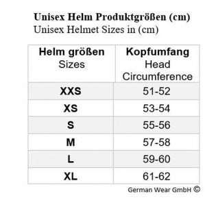 Marushin C-149 Motorrad Helm Jethelm Premium Line Halbschalenhelm - Vorschau 5