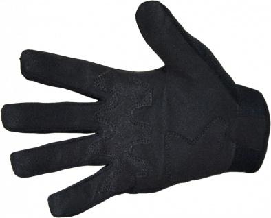 Motocross Motorradhandschuhe Biker Handschuhe Textilhandschuhe Schwarz - Vorschau 3