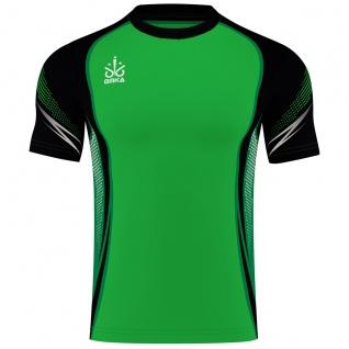 OMKA Trikot Teamsport Teamwear Fussballtrikot Fantrikot Shirt Jersey Grün