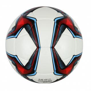 GermanWear Xtreme Fußball Größe 5 PU 1, 8mm Match Ball Turnierball - Vorschau 3