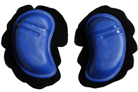 Motorrad knieschleifer Motorradhosen Motorradkombi Knee Slider, Blau