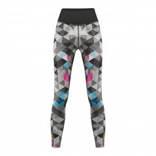 Neo Grunge, Leggings sehr dehnbar Fitness Sport Gymnastik Training Tanzen Freizeit