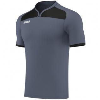 OMKA Fußballtrikot Teamwear Uniformhemd Fan Trikot - Vorschau 2