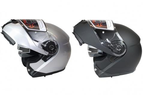 Marushin M-310 Motorrad Helm Klapphelm Sonnenblende sportliche Tourenfahrer - Vorschau 1