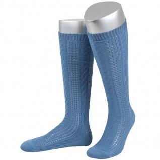 Damen Trachtensocken Trachtenstrümpfe Zopf Socken - Vorschau 2