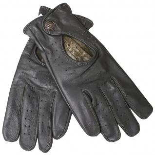 GermanWear Driving Autofahrer-Handschuhe Lederhandschuhe - Vorschau 5
